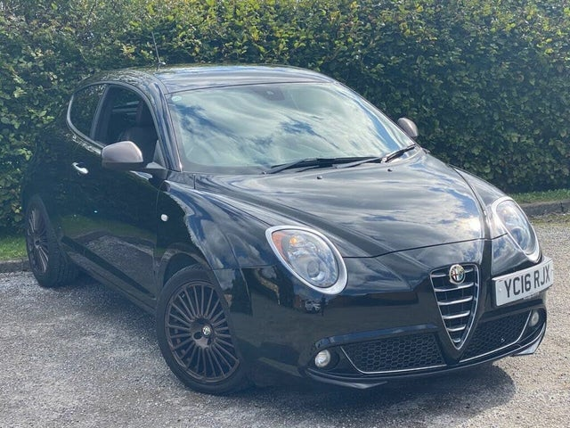 2016 Alfa Romeo MiTo 0.9 TB Twinair Collezione (16 reg)