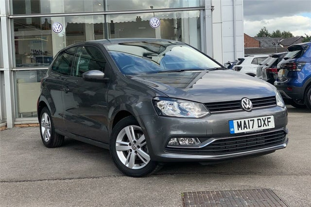 2017 Volkswagen Polo 1.0 Match (60ps) (BMT)(s/s) 3d (17 reg)