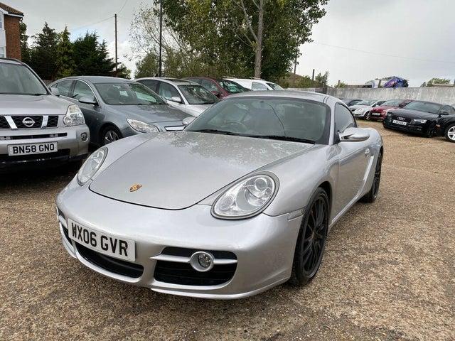 2006 Porsche Cayman S 3.4 (06 reg)