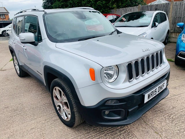 2015 Jeep Renegade 1.4 Limited (140ps) (15 reg)