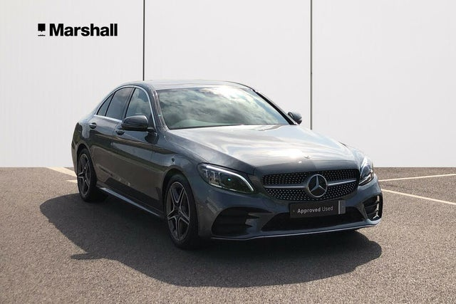 2020 Mercedes-Benz C-Class 2.0d C300d AMG Line Edition (244ps) (Premium) Saloon 4d (69 reg)