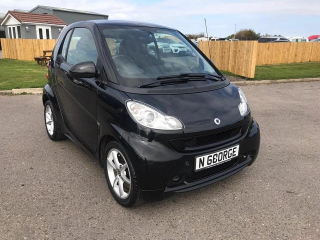 2011 Smart fortwo 1.0 Pulse (71bhp) Coupe Softouch (00 reg)