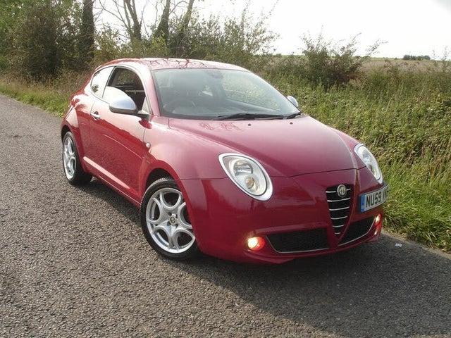 2009 Alfa Romeo MiTo 1.6TD Veloce (59 reg)