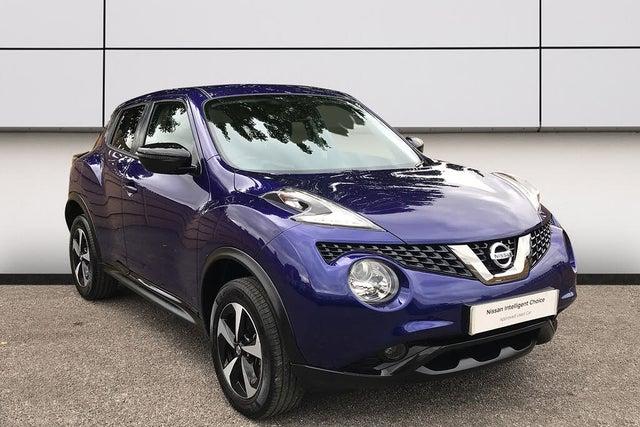 2019 Nissan Juke Bose Personal Edition (19 reg)