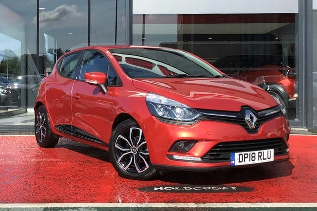 2018 Renault Clio 0.9 TCe Play (75ps) (18 reg)