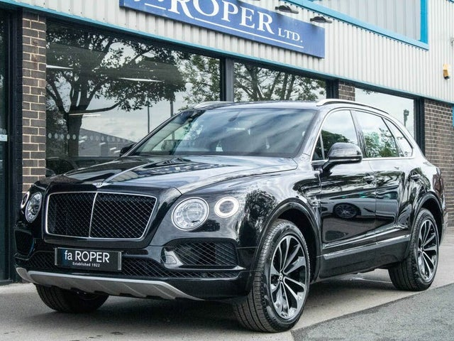 2018 Bentley Bentayga 4.0 V8 (18 reg)