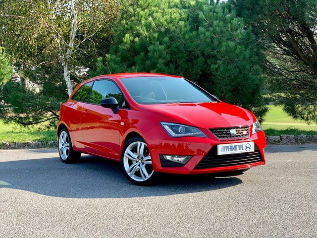 2016 Seat Ibiza 1.8 TSI Cupra (16 reg)