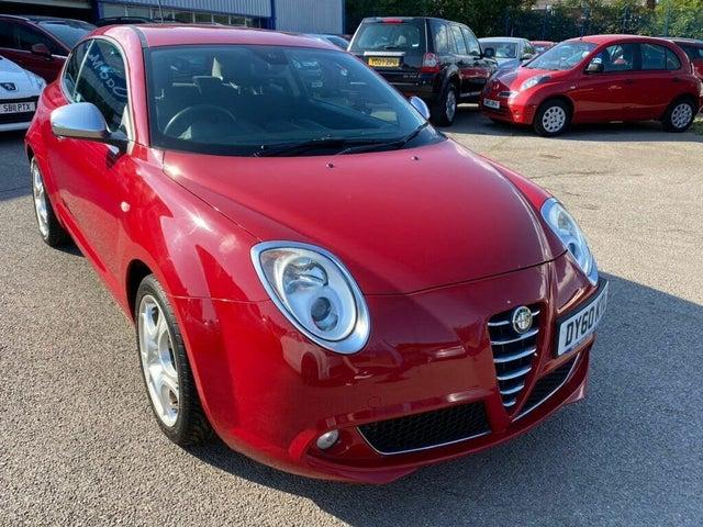 2010 Alfa Romeo MiTo 1.4 Veloce 16V (60 reg)