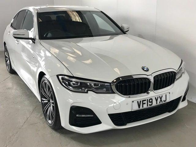 2019 BMW 3 Series 2.0 330i M Sport (255bhp) (s/s) Saloon 4d (19 reg)