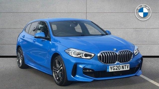 2020 BMW 1 Series 1.5 118i M Sport DCT (20 reg)