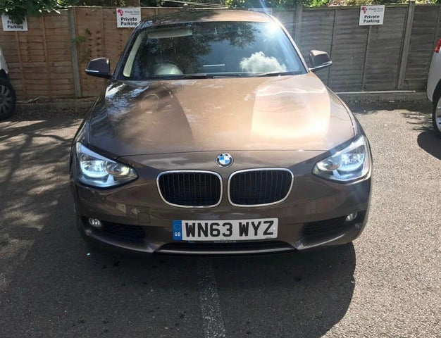 2013 BMW 1 Series 2.0TD 120d SE (184bhp) BluePerformance (s/s) Sports Hatch 5d Auto (63 reg)