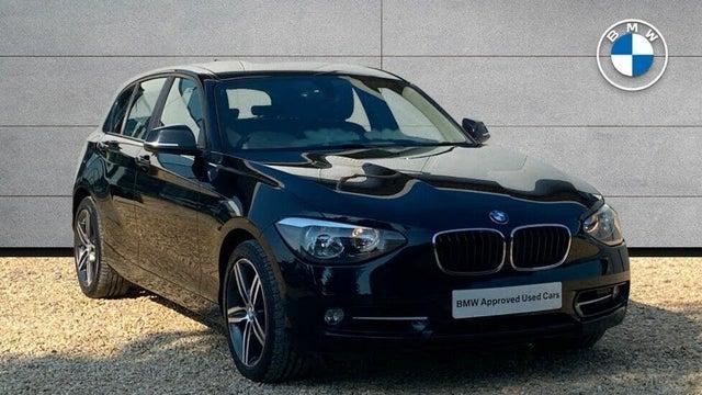 2013 BMW 1 Series 2.0TD 120d xDrive Sport (63 reg)