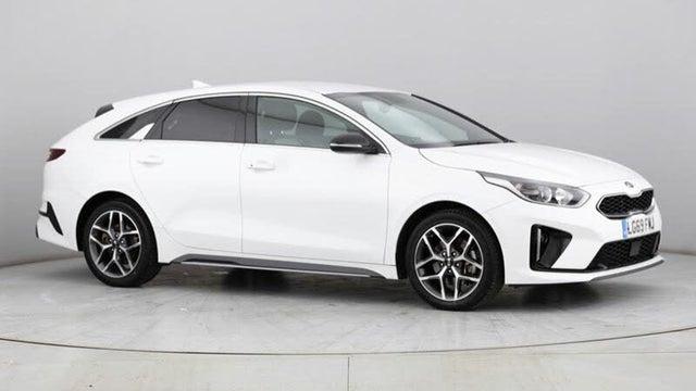 2019 Kia Pro ceed 1.4 T-GDi GT-Line (69 reg)