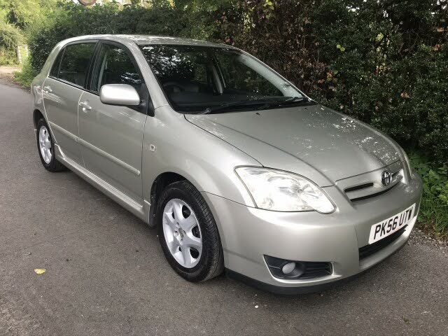 2006 Toyota Corolla 1.6 Colour Collection 5d (56 reg)
