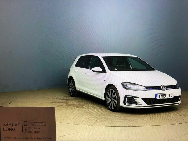 2018 Volkswagen Golf 1.4 TSI GTE Advance (18 reg)