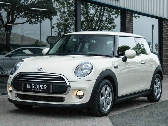 2015 MINI Cooper 1.2 One (Media XL)(s/s) 3d (15 reg)