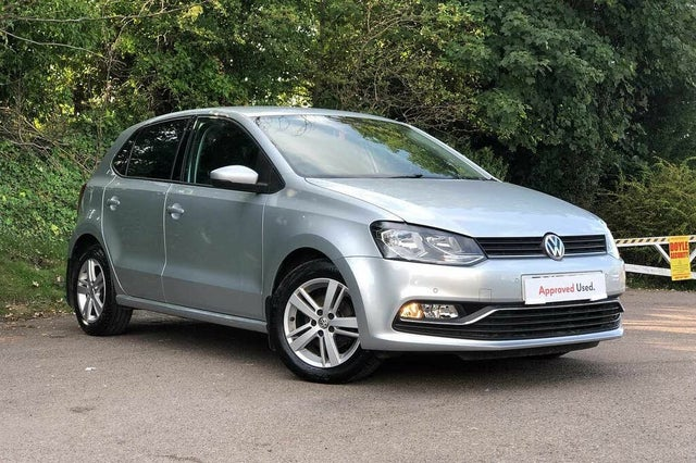 2017 Volkswagen Polo 1.2 TSI Match Edition (s/s) 5d (17 reg)