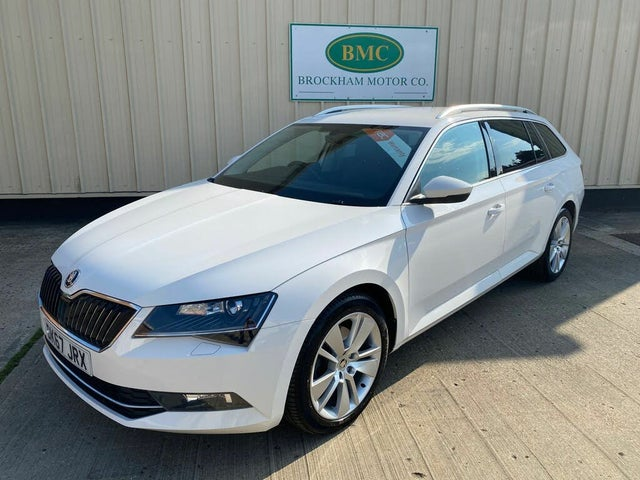 2017 Skoda Superb 2.0TDI SCR SE L Executive (150ps) Estate (67 reg)