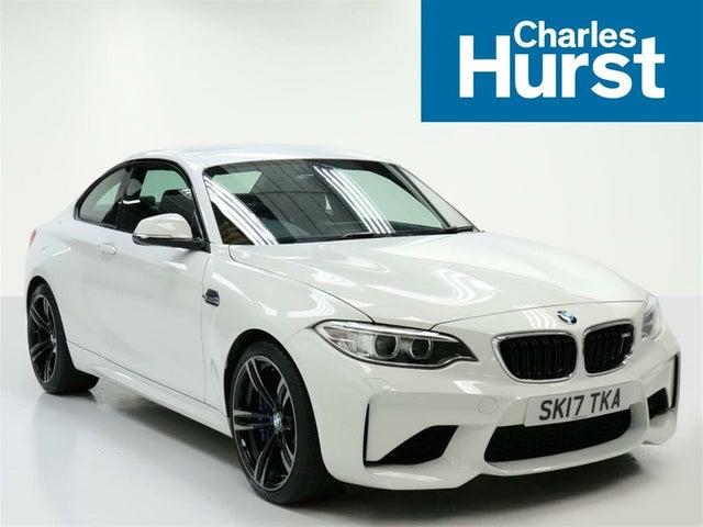 2017 BMW 2 Series 3.0 M2 DCT (17 reg)
