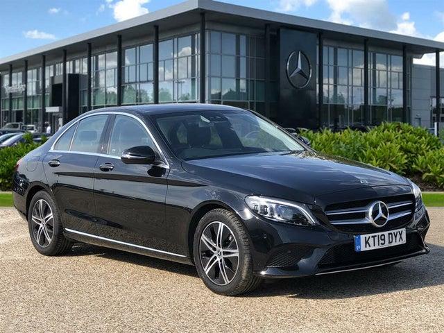 2019 Mercedes-Benz C-Class 2.0d C220d Sport (Premium)(s/s) Saloon 4d (19 reg)