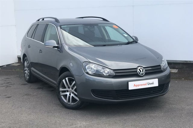 2013 Volkswagen Golf 1.6TD SE Estate 5d (63 reg)