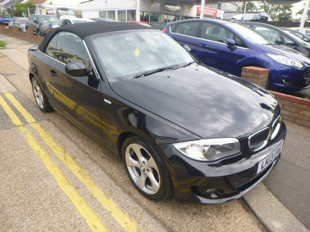 2013 BMW 1 Series 2.0 118i Exclusive Edition auto (13 reg)