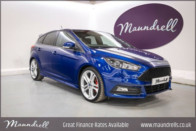 2018 Ford Focus 2.0T ST3 Hatchback (18 reg)
