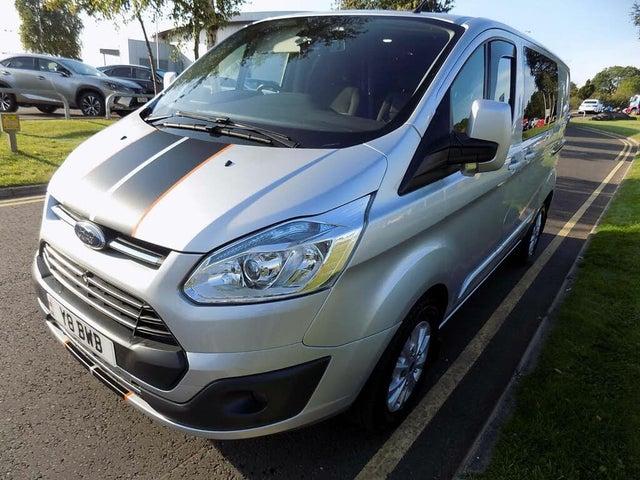 2015 Ford Transit Custom 2.2TDCi 270 L1H1 Limited (125PS) (65 reg)