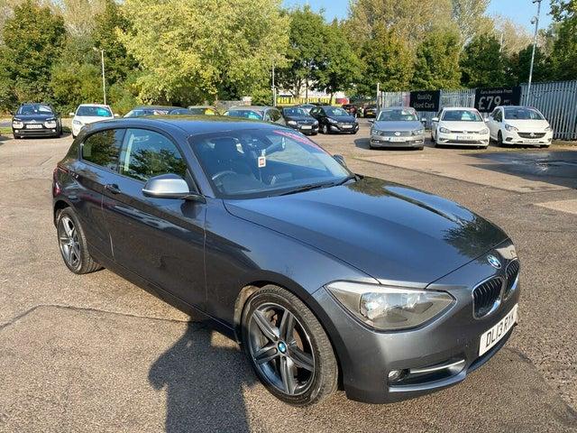 2013 BMW 1 Series 2.0TD 116d Sport (116bhp) (s/s) Sports Hatch 3d (13 reg)
