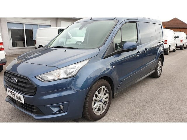 2019 Ford Transit Connect 1.5 EcoBlue L2 240 Limited (120PS)(EU6) auto (69 reg)