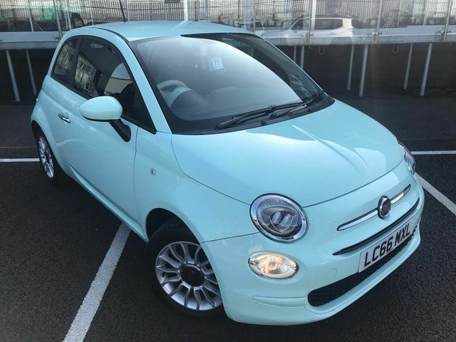 2016 Fiat 500 1.2 POP STAR (66 reg)