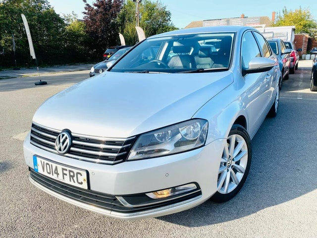 2014 Volkswagen Passat 2.0TDI Executive (140ps) Saloon 4d DSG (14 reg)