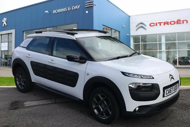 2018 Citroen C4 Cactus 1.6BlueHDi Feel (67 reg)