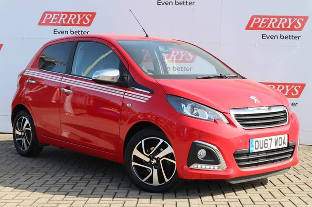 2017 Peugeot 108 1.2 PureTech Collection Hatchback 5d (67 reg)