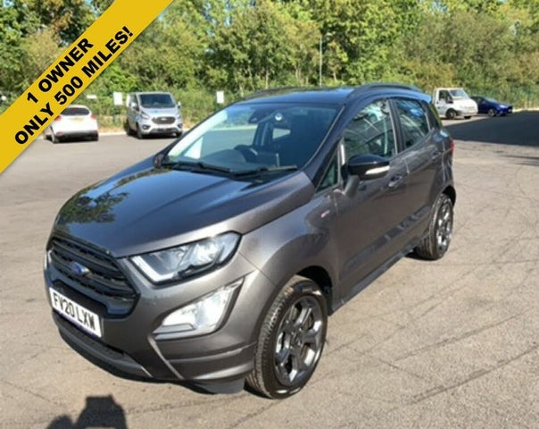 2020 Ford EcoSport 1.0T ST-Line (125ps) (20 reg)