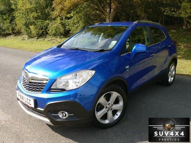 2014 Vauxhall Mokka 1.6 SE (14 reg)