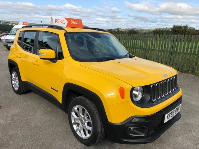 Used 2017 Jeep Renegade Sport for sale in Ripon - CarGurus
