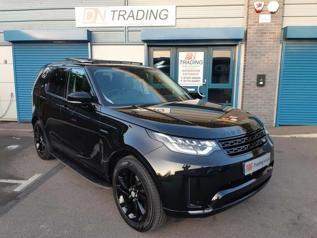 2017 Land Rover Discovery 3.0TD6 HSE (259ps) 4X4 Station Wagon 5d Auto (67 reg)