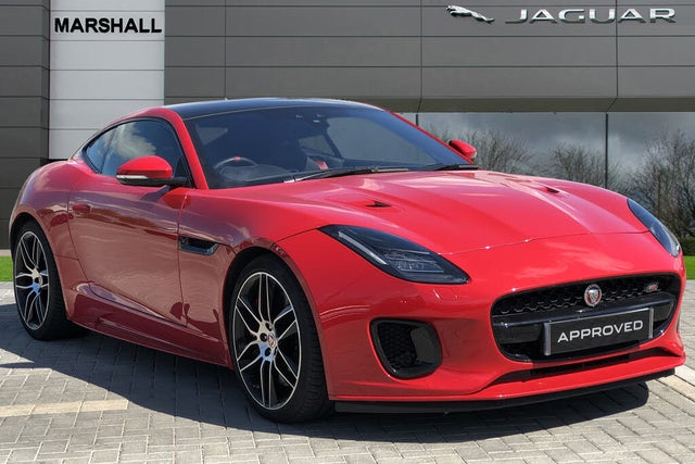 2019 Jaguar F-TYPE 3.0 V6 S/C Chequered Flag (380ps) (AWD) Coupe (19 reg)