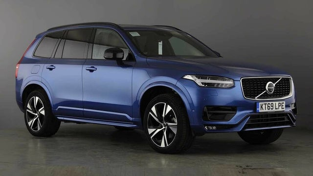 2020 Volvo XC90 2.0 B5 R-Design 4X4 (69 reg)