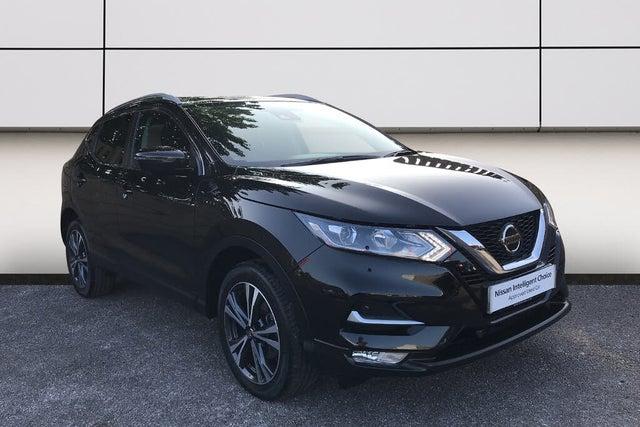 2018 Nissan Qashqai 1.5dCi N-Connecta (110ps) (18 reg)