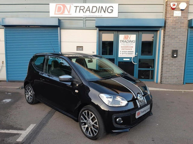 2014 Volkswagen up! 1.0 Rock Up (64 reg)