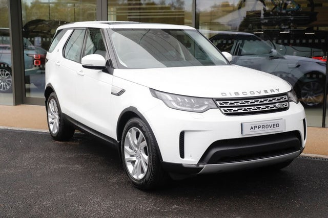 2019 Land Rover Discovery 2.0 Si4 HSE (19 reg)