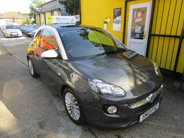 2013 Vauxhall ADAM 1.2 GLAM (13 reg)