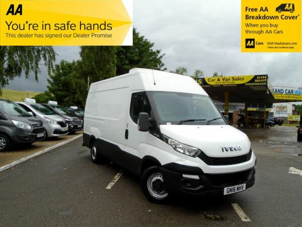 2016 Iveco Daily S Class 2.3TD 35S13V 3000 H1 Plus Panel (16 reg)