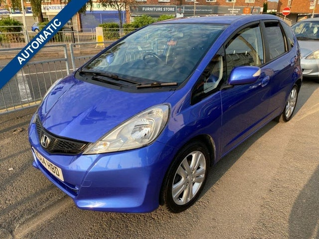 2015 Honda Jazz 1.4 ES Plus CVT (64 reg)