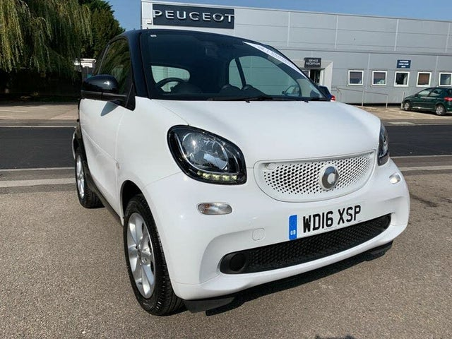 2016 Smart fortwo 1.0 Passion (70bhp) (s/s) Coupe Twinamic (16 reg)