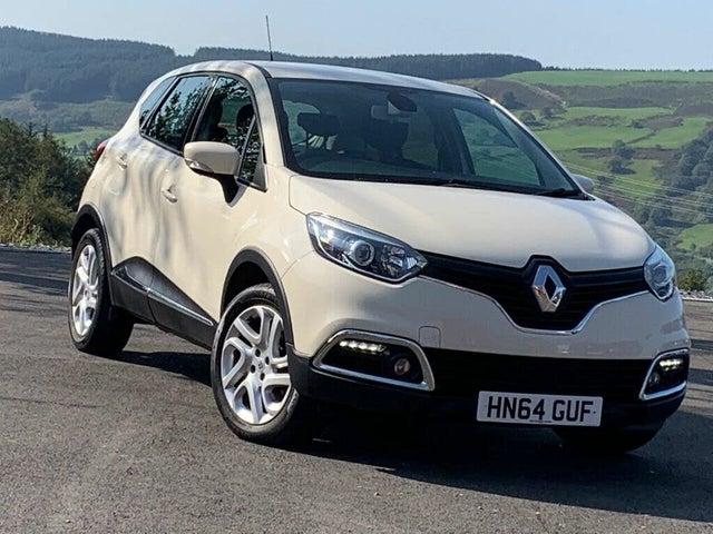 2014 Renault Captur 1.5dCi Dynamique (90bhp) ENERGY(s/s) (64 reg)