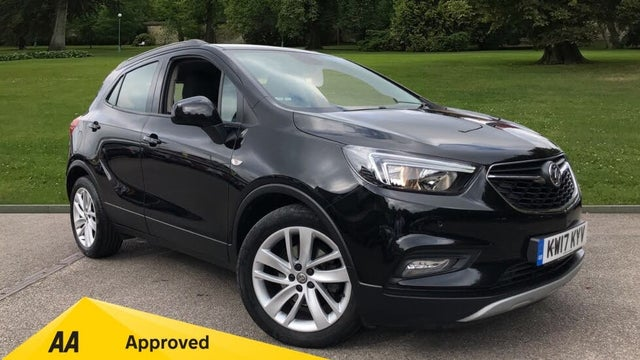 2017 Vauxhall Mokka X 1.4i 16v Turbo Design Nav (140ps) (s/s) (17 reg)