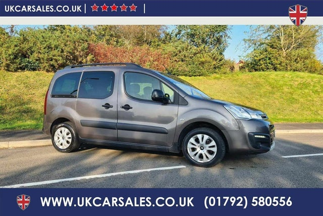 2016 Citroen Berlingo 1.6BlueHDi Multispace XTR (100bhp) (16 reg)